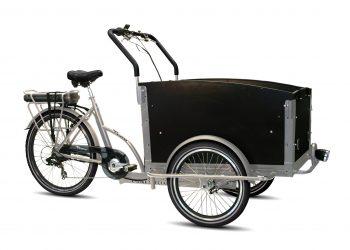 troy-bakfiets-e-bike-zilver